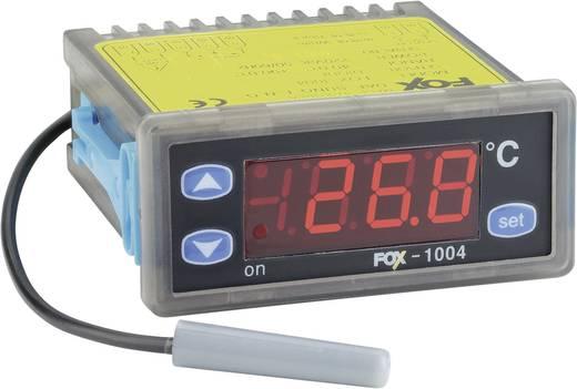 Hőmérséklet szabályozó D1004 -40 - +90 °C Relé, 2 A (H x Sz x Ma) 77 x 79 x 35 mm