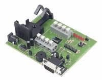 Programozó és fejlesztő panel, 8 - 12 V/DC, program memória 2 kB, C-Control I C-Control