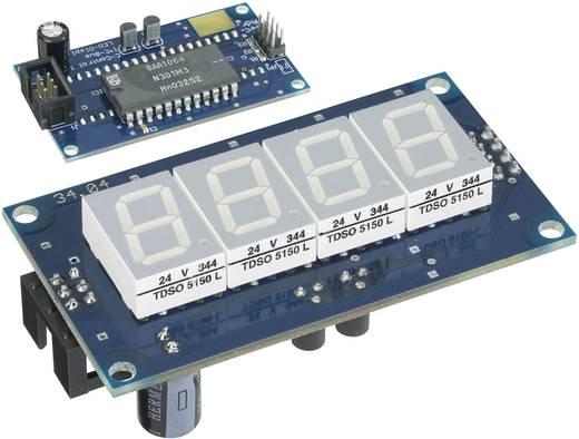 C-Control I²C LED-es kijelző modul