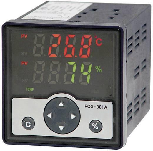 Hőmérséklet és páratartalom szabályozó, FOX-301A