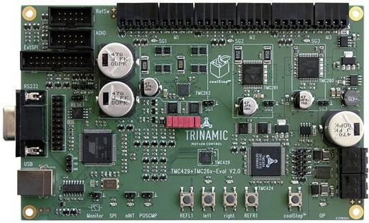 Fejlesztő alaplap, ház típus: alaplap ház nélkül, TMC 429 Stallguard Trinamic TMC429+TMC24x-EVAL