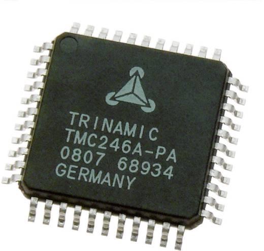 TMC léptetőmotor meghajtó, ház típus: QFP-44, Trinamic TMC246A-PA-X Stall Guard