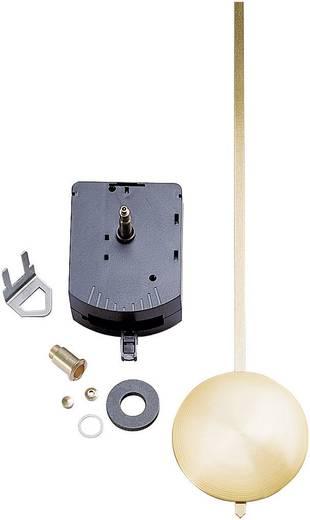 Zenélő kvarc inga óramű, óraszerkezet, 22,5 mm tengely hossz