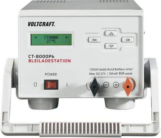 Ólomakku töltő állomás Voltcraft CT-8000Pb