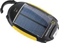 Napelemes töltőkészülék 4 in 1 többfunkciós lámpával, 0,55 W 90 mA polikristály, National Geographic 9060000 National Geographic