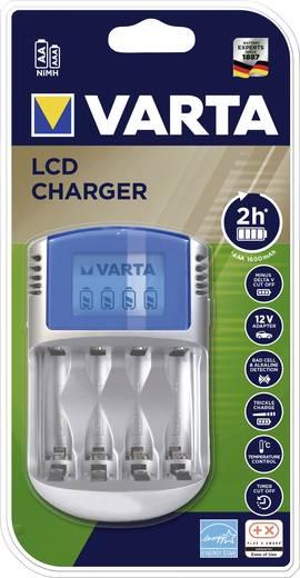 VARTA Power Play LCD USB-s akkutöltő