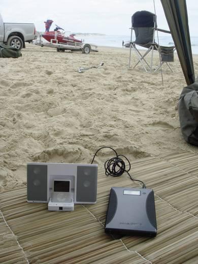 Akkutöltő, Powertraveller Powergorilla Power Traveller 3233 2, 3000 mA, 100 - 240 V/50 - 60 Hz