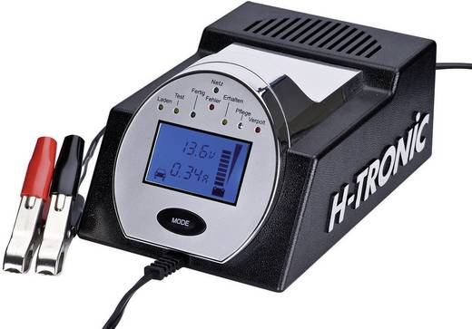 Ólomakku töltő HTDC 5000, 3 IN 1