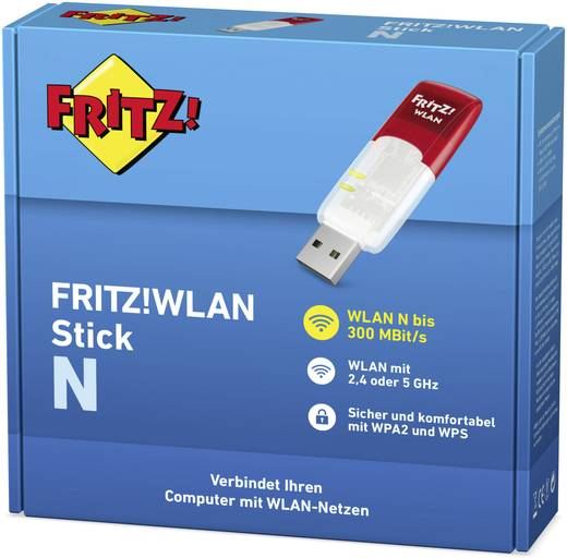 WLAN USB stick, AVM FRITZ! N V2