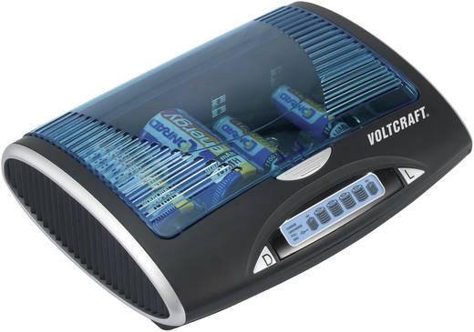 Univerzális akkutöltő, Voltcraft P600-LCD