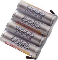 Conrad Energy 4.8V / 1800mAh Side by Side kivitelű csatlakozó nélküli vevő akkupack Conrad energy