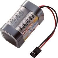 Conrad Energy 4.8V / 1800mAh Tömb kialakítású JR csatlakozóval ellátott vevő akkupack (206639) Conrad energy