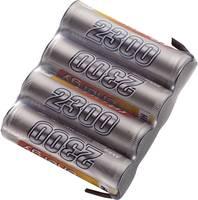 Conrad Energy 4.8V / 2300mAh Side by Side kivitelű csatlakkozó nélküli vevő akkupack Conrad energy