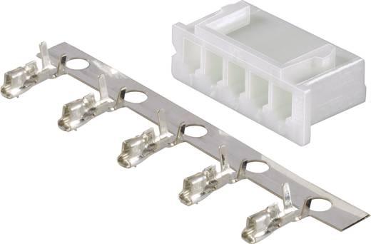 LiPo szenzorhüvely építőkészlet XH 5 pólus
