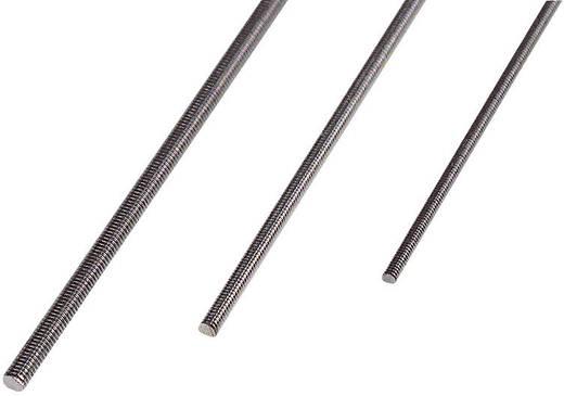 KAVAN rozsdamentes acél menetes rúd 250 mm, M2