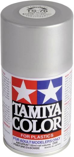 Tamiya TS-76 szóródobozos lakkfesték ezüst