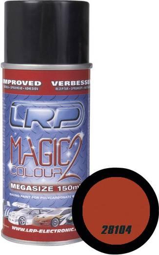 Lexan akril makett festék, modell festék spray 150ml narancssárga 104 LRP Electronic 28104