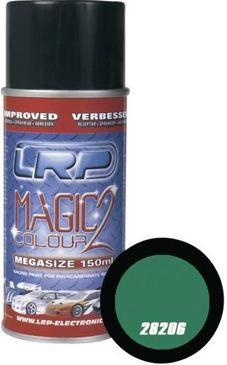 Lexan akril makett festék, modell festék spray 150ml metál zöld 206 LRP Electronic 28206