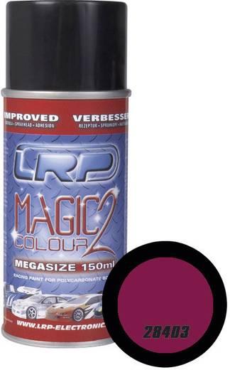 Lexan akril makett festék, modell festék spray 150ml piros 403 LRP Electronic 28403