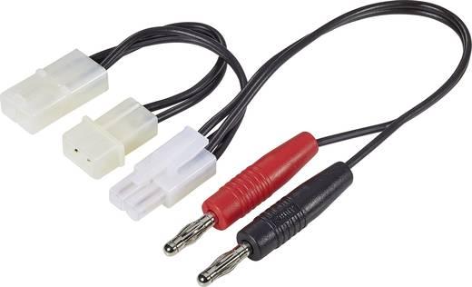 Töltőkábel, multifunkciós, 1,5 mm², Tamiya-AMP-KYOSHO akkukhoz, Modelcraft