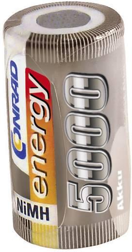 Conrad energy NiMH Sub-C egycellás 1.2V / 5000mAh kapacitású akkumulátor