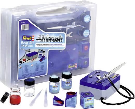 Revell festékszóró készlet kompresszorral, Basic