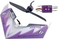 Elektromos repülőmodell, SkyFighter - Combo ARF Hacker