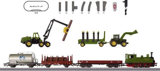 Kezdő vonat és munkagép készlet, Märklin World 29310 H0
