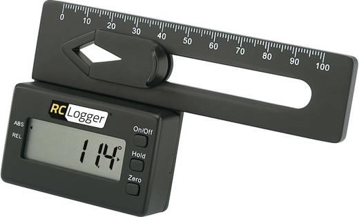 Pitchmérő, digitális, RC Logger