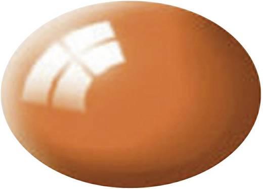 Festék, narancs, fényes, színkód: 30 RAL, színkód: 2004, 18 ml,Revell Aqua