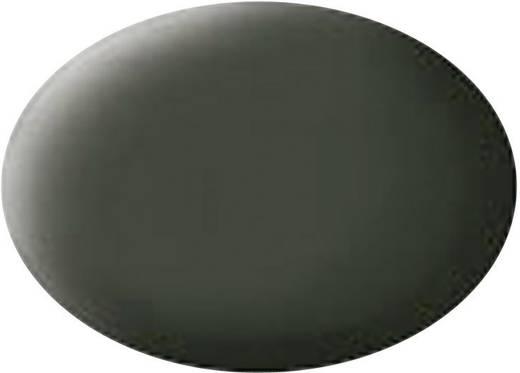 Festék, sárga-oliva, matt, színkód: 42, 18 ml, Revell Aqua