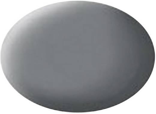 Festék, egérszürke, matt, színkód: 47 RAL, színkód: 7005, 18 ml, Revell Aqua