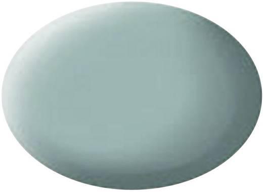 Festék, világoskék, matt, színkód: 49, 18 ml, Revell Aqua