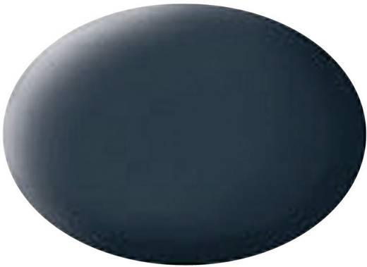 Festék, gránitszürke, matt, színkód: 69 RAL, színkód: 7026, 18 ml, Revell Aqua