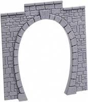 60010 H0 Tunnel-Portal 1 sínes Műanyag modell