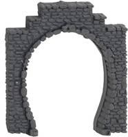 34400 N Tunnel-Portal 1 sínes Műanyag modell