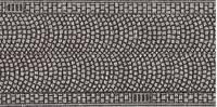 NOCH 60430 H0 Macskakőburkolat (H x Sz) 1 m x 50 mm NOCH