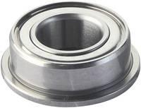 Radiális hornyos golyóscsapágyak peremmel a kuplungharang részére 8 mm 5 mm 2.5 mm (1078691) Reely
