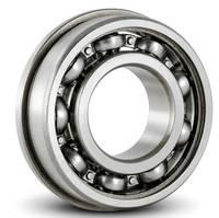 Radiális hornyolt golyóscsapágy karimával 9 mm 5 mm 3 mm (MF95 ZZ) Reely