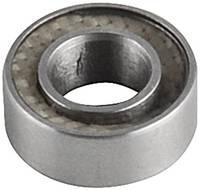 Barázdás golyóscsapágy két oldalú borítással, 8 x 22 x 7 mm, max. 39000 rpm, Reely (608 TS) Reely