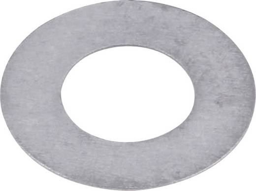 REELY dörzstárcsa 4 x 8 x 0,2 mm, DIN 988, 20 db