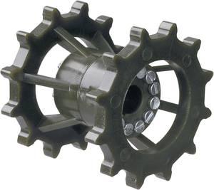 Dupla lánckerék, Ø 12 mm (216615) Modelcraft