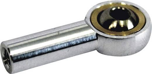 Modelcraft összekötő gömbcsukló, belső M3 / 2 mm