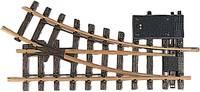 12050 G LGB sín Váltó, elektronikus, jobbos 300 mm 30 ° 645 mm LGB