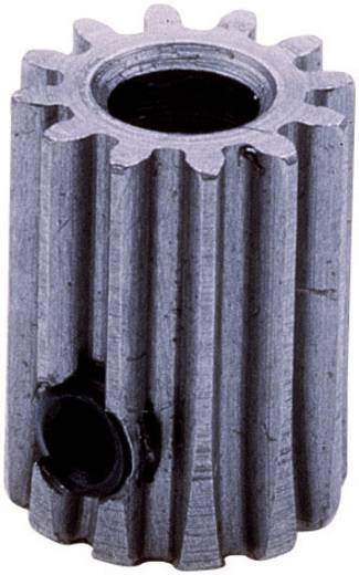 Motor fogaskerék Reely Modul típus: 0.5 Furat átmérő: 3.2 mm Fogak száma: 11