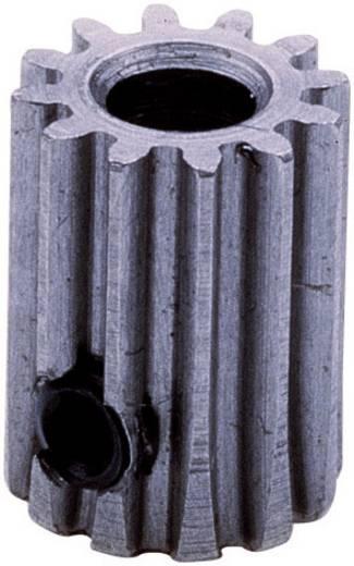 Motor fogaskerék Reely Modul típus: 0.5 Furat átmérő: 3.2 mm Fogak száma: 14