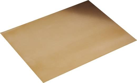 Modelcraft foszforbronz lemez 150 x 200 x 0,2 mm