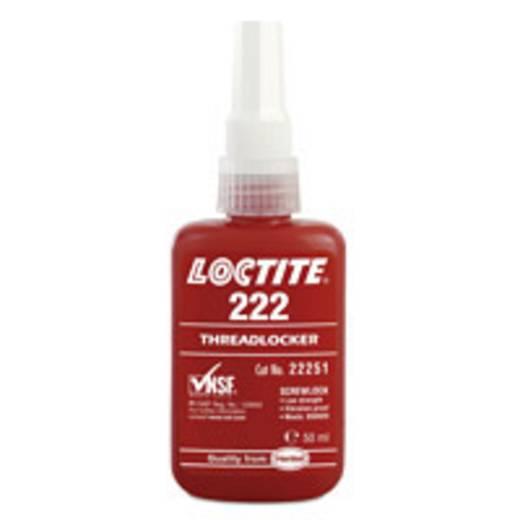 Csavarrögzítő, menetragasztó 50 ml LOCTITE® 222 142485
