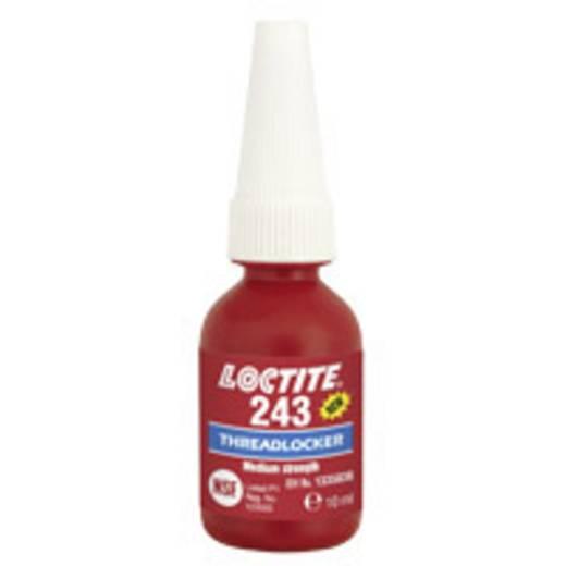 Csavarrögzítő, menetragasztó 10ml LOCTITE® 243 1335840