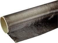 Toolcraft szénszál szövet, 0,5 m², 160 g/m² (190 225-0) TOOLCRAFT